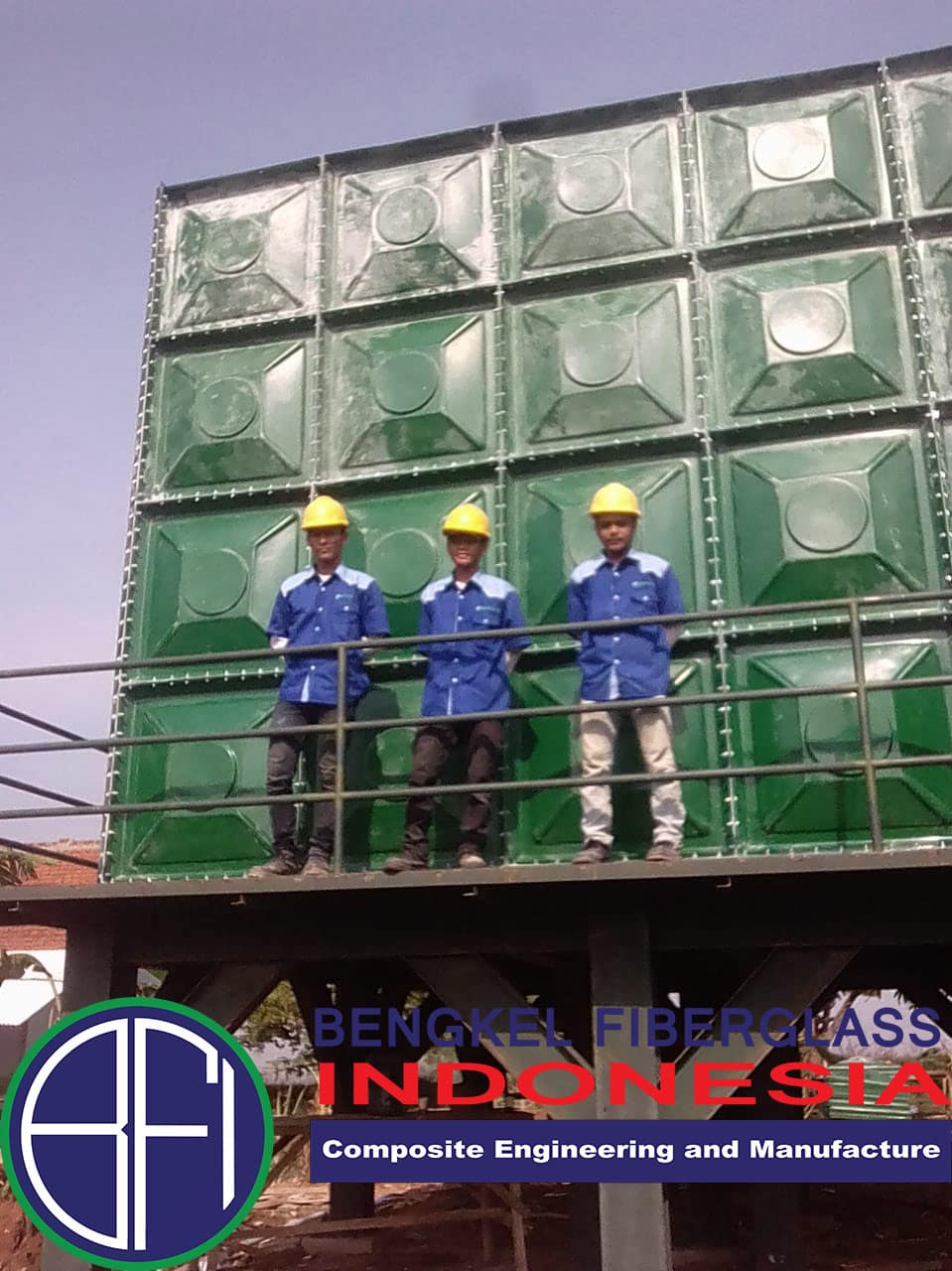 harga ground water tank