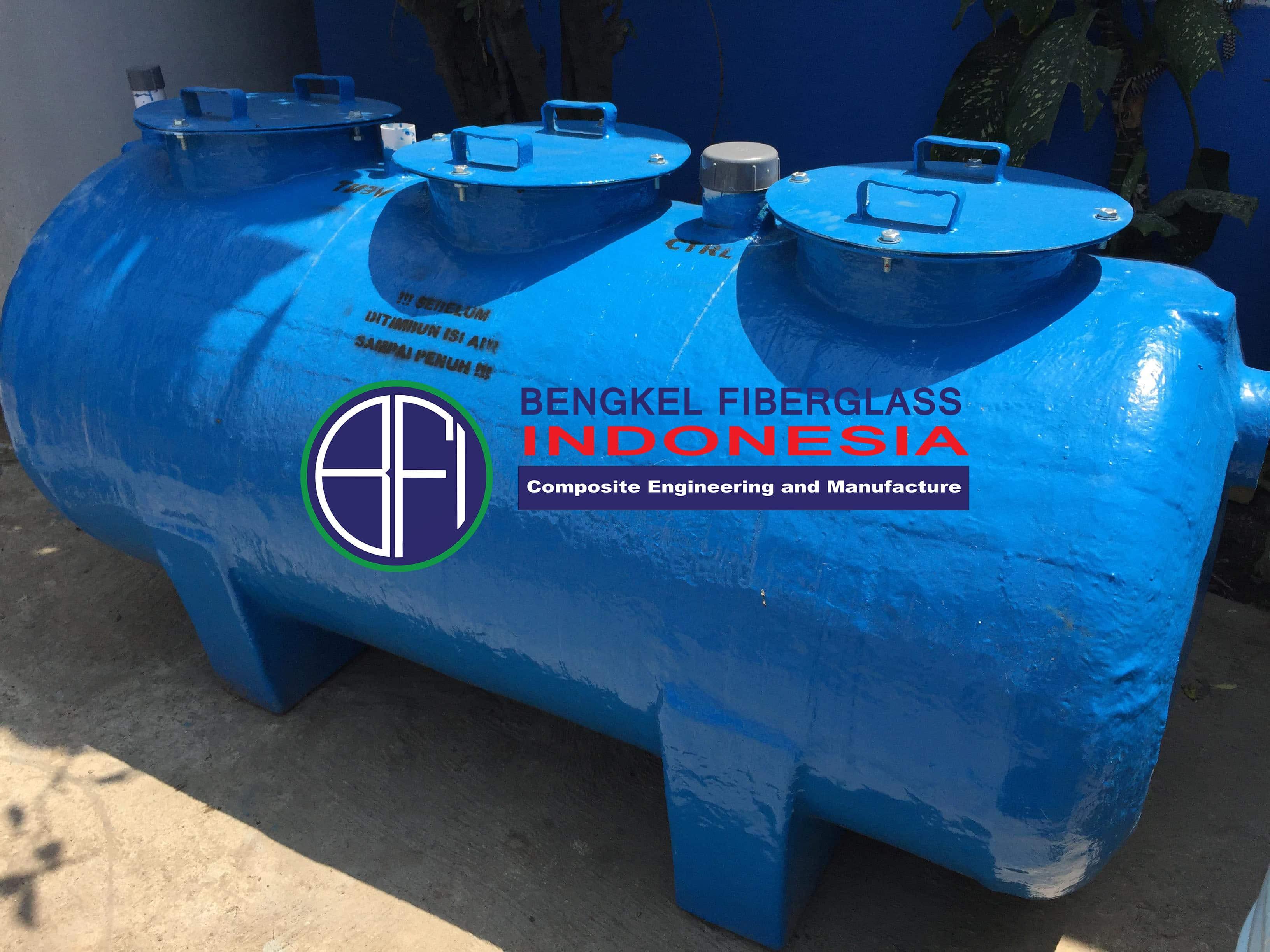tangki sewage treatment plant