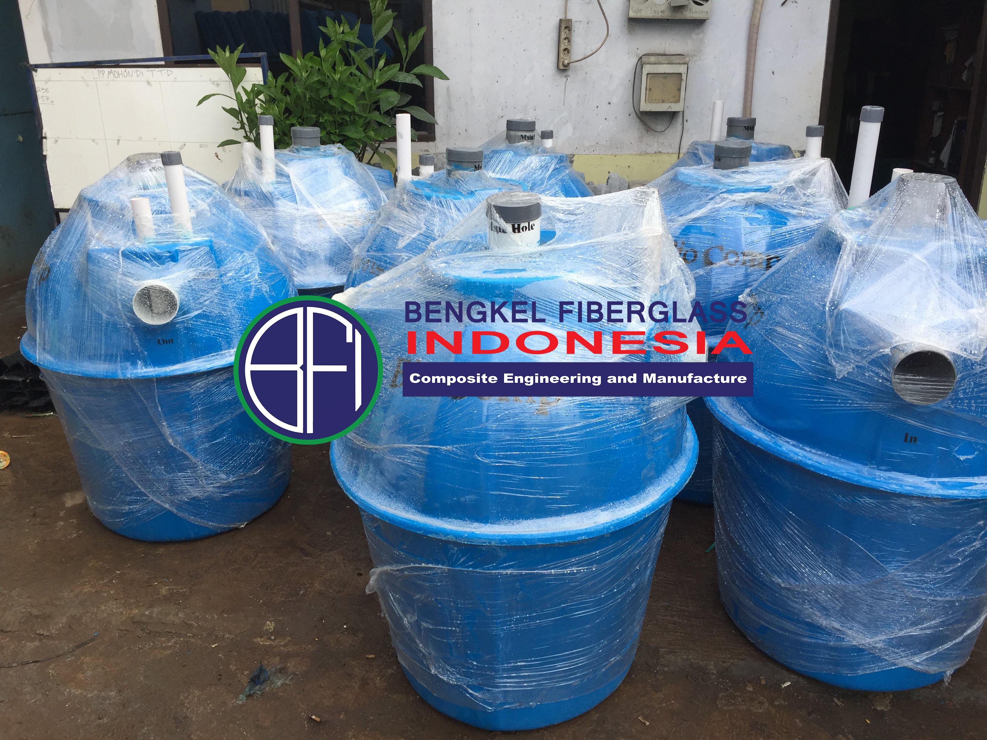 produsen septik tank bio
