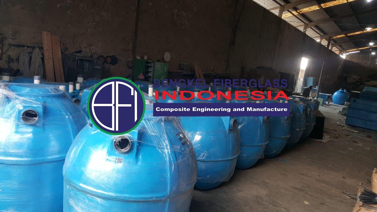 bio septic tank di dalam rumah