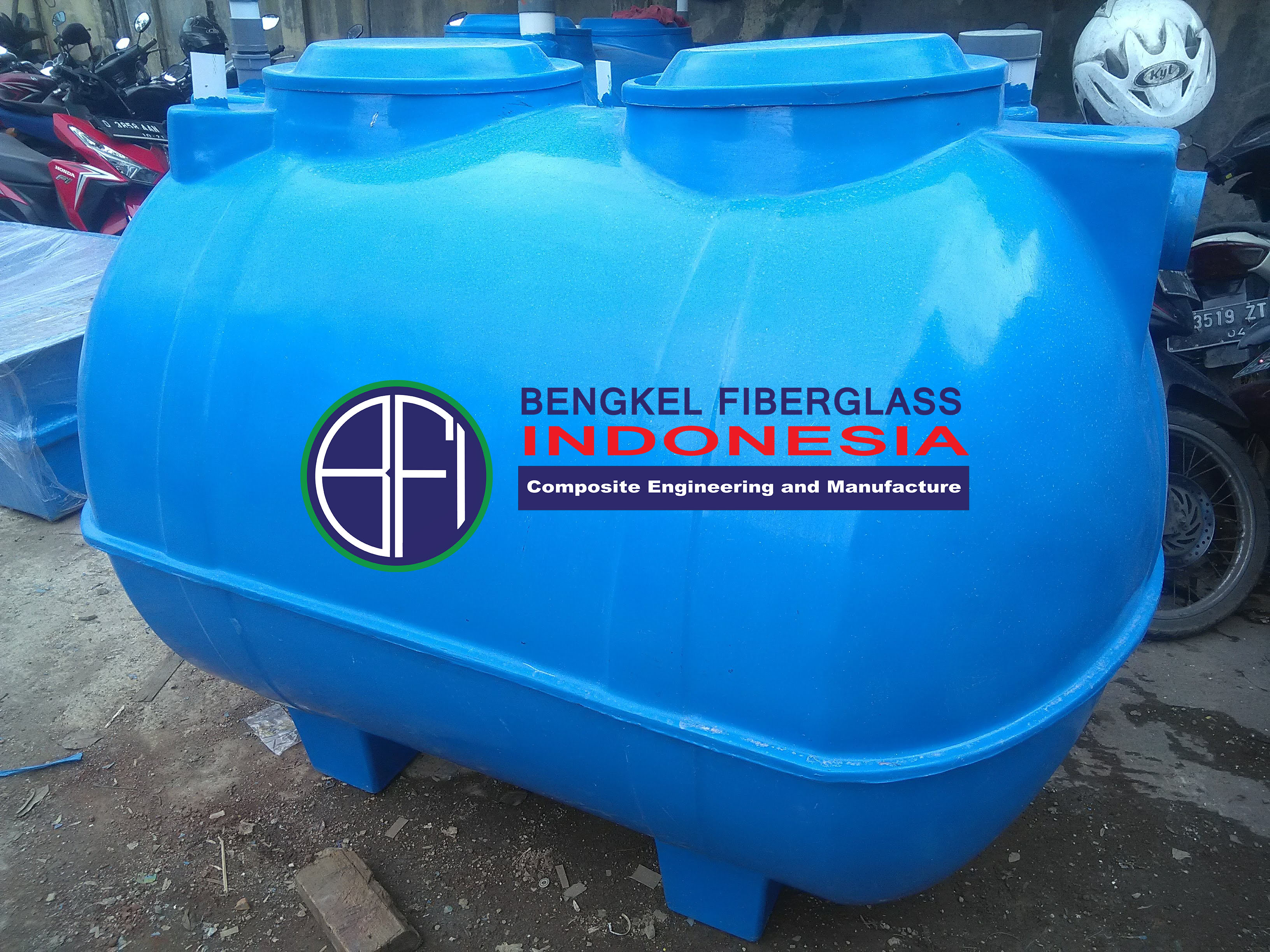 harga septic tank biotech